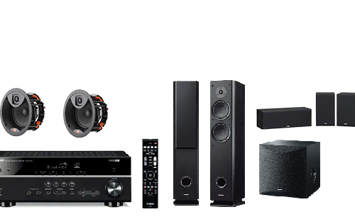 BASIC DOLBY ATMOS+YAMAHA NSF-160 PACKAGE