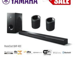 Yamaha Yas-408 wireless 5.1 package