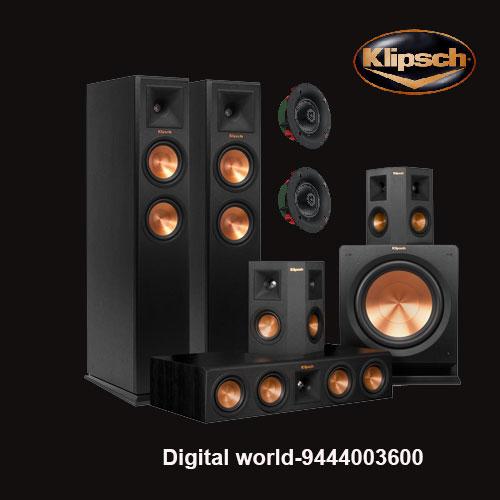 klipsch speaker package