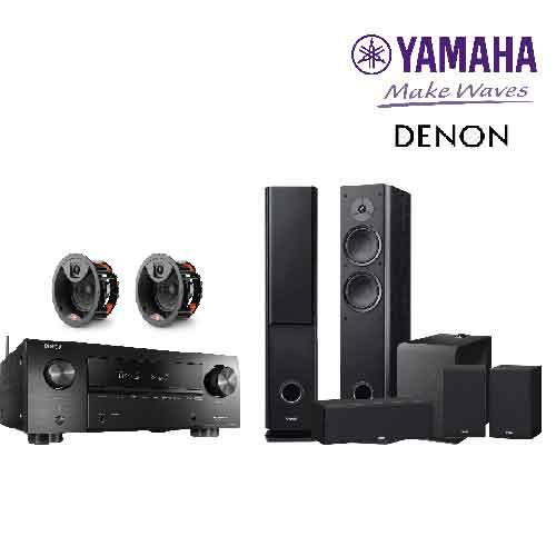 denon-avr-2700+nsp350+music-cast-sub100+nsp-160+jbl-6i-atmos nsp 350